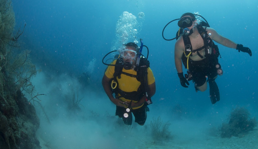 How to Prepare for a Career in Diving